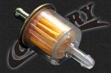 【473】汎用燃料フィルター 中サイズ スチールヘッド